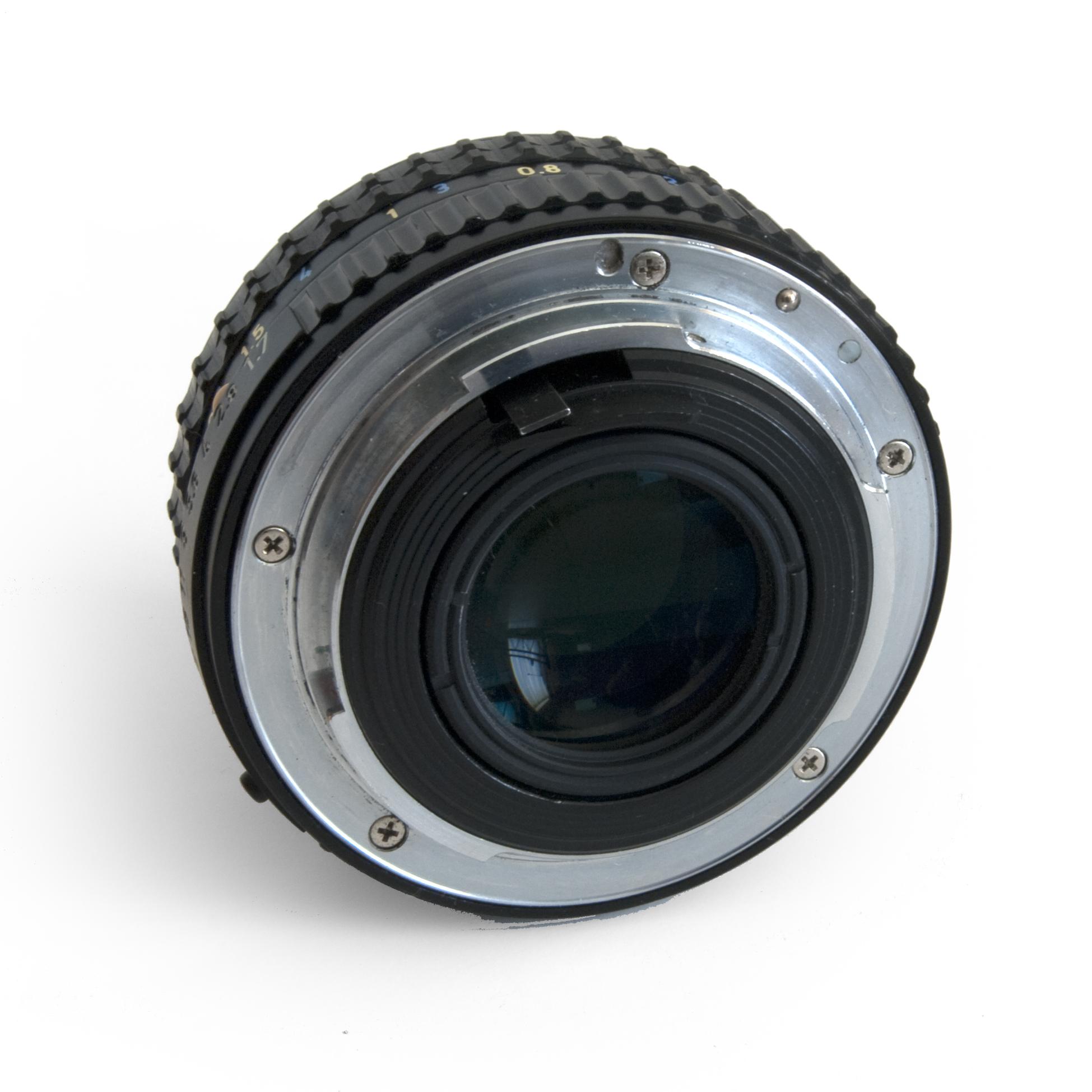 bayonet lens mount
