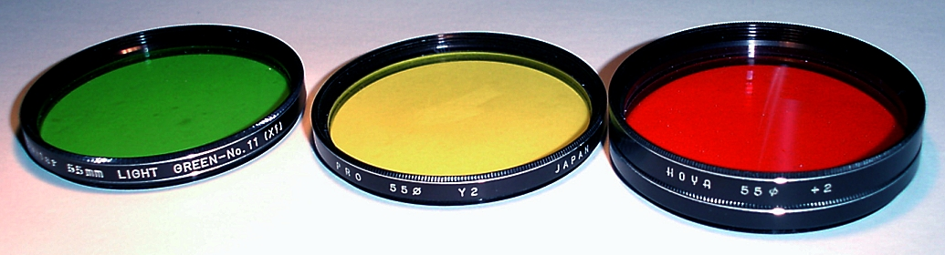 Color Lens Filters