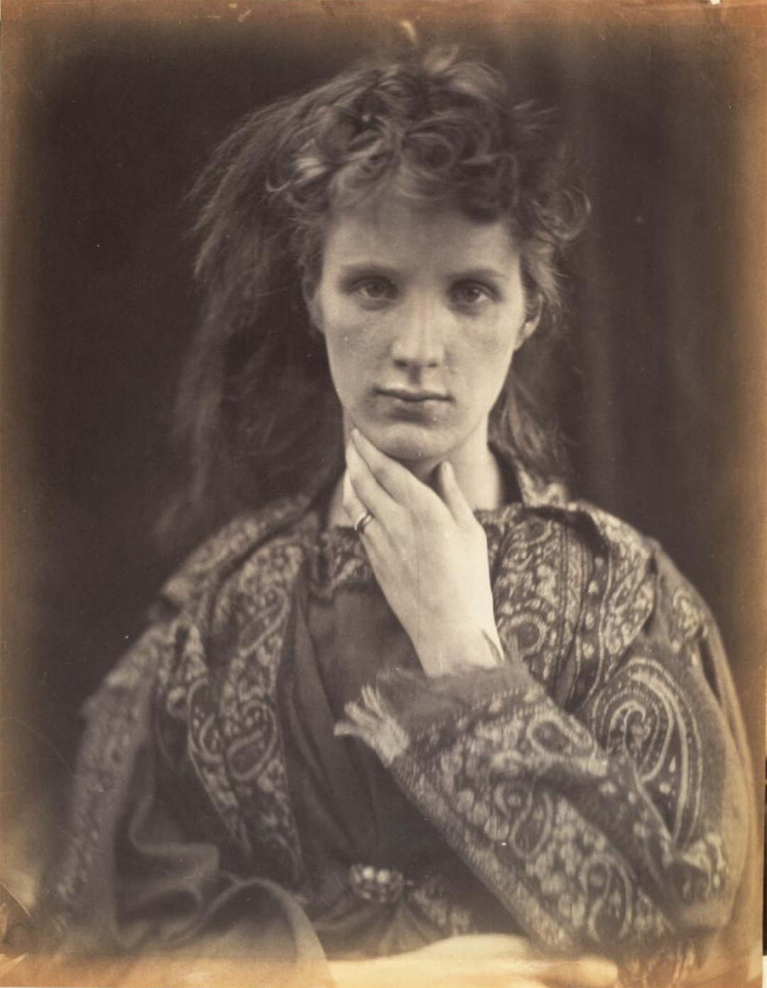 Early Portrait Photography 1864-67 (Julia Margaret Cameron)