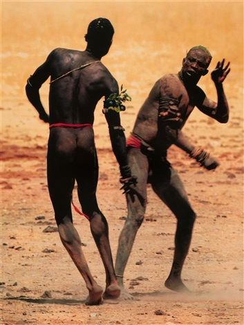 The People of Nuba, Africa 2002 (Leni Riefenstahl)