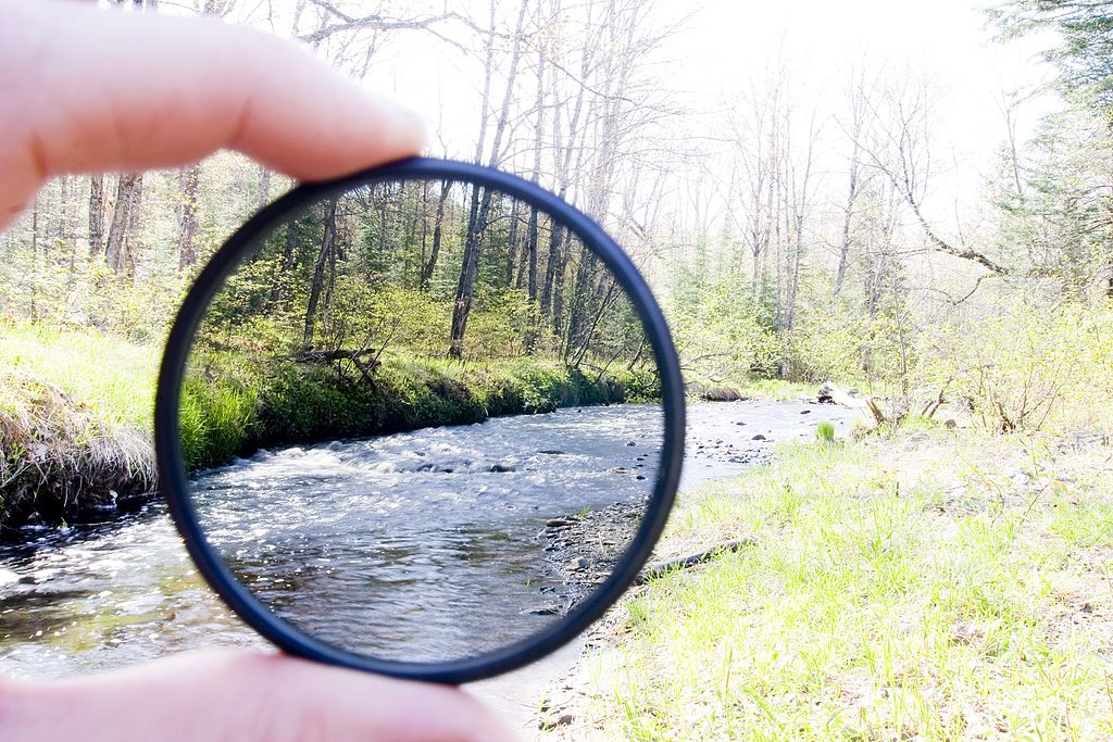 Neutral Density Lens Filter