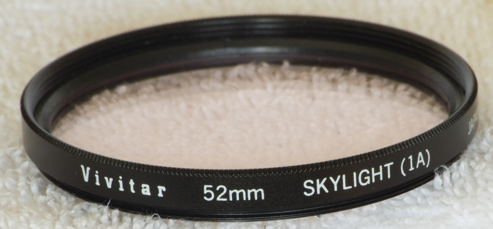UV or Skylight Lens Filter