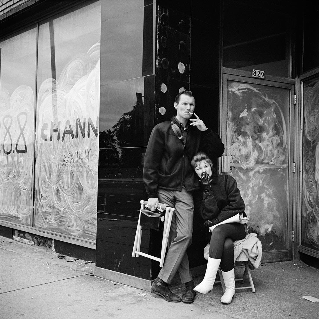 Milwaukee, Wisconsin (Vivian Maier)